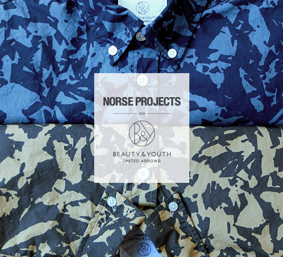 NORSE PROJECTS UNITED ARROWS BEAUTY & YOUTH