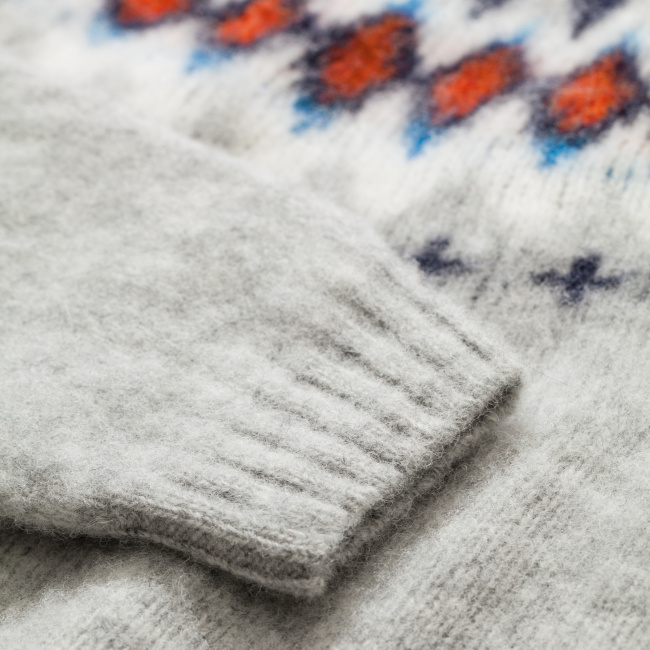 Norse Projects Birnir Fairisle - Norse Projects